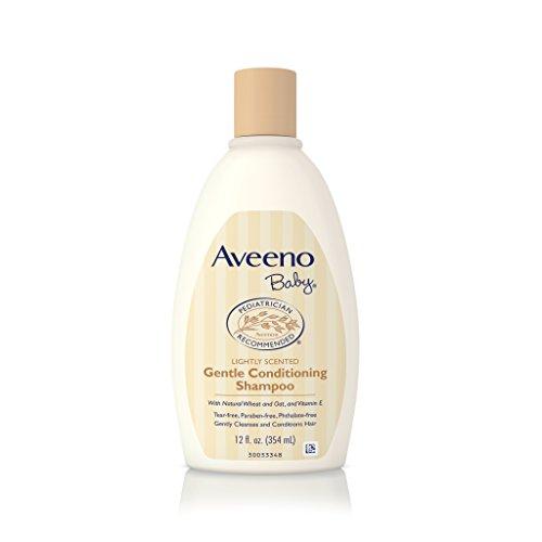 Bébé, Doux Shampooing, légèrement parfumée, 12 fl oz (354 ml) - Aveeno