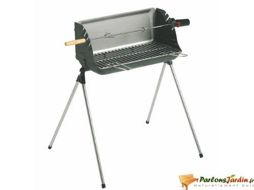 Barbecue à charbon de bois en fonte Nairobi