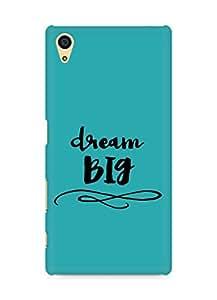 AMEZ dream big Back Cover For Sony Xperia Z5