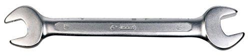 KS Tools 517.0104 Clé à fourches CHROMEmat, 10 x 11 mm