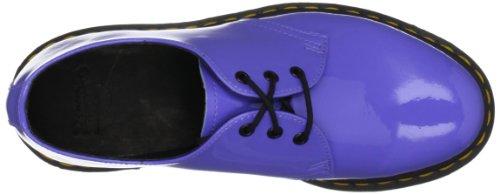 Dr Martens 1461 Pattent, Damen Stiefel Blau - Marron-TR-BH110