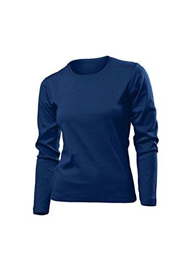 ATELIER DEL RICAMO - T-shirt de sport - Femme Bleu Marine