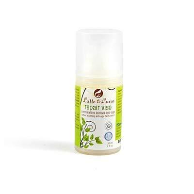 LATTE & LUNA - Crema facial reparadora - Crema activa