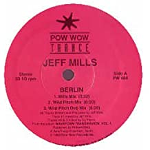 Jeff Mills / Late Night / Berlin