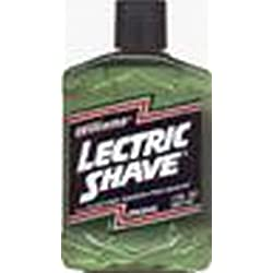 Lectric Shave Pre Shave...