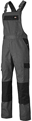 Dickies Workwear Everyday Latzhose Grau/Schwarz 33