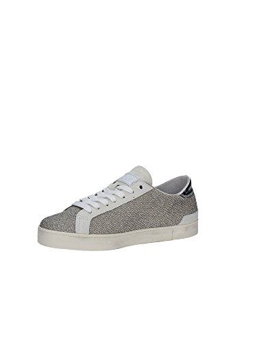 DATE HILL LOW POP SNEAKERS Donna Argegno glitter