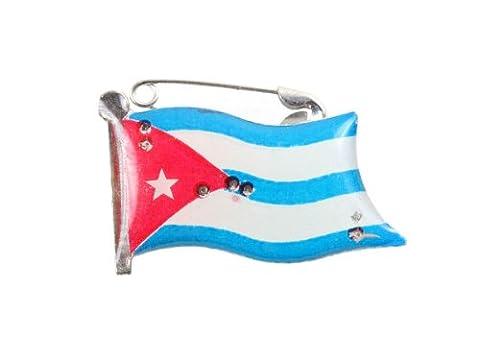 Blinki Pin Blinky Broche Pin Cuba drappeau 111 - Personalizzati Pin Badge