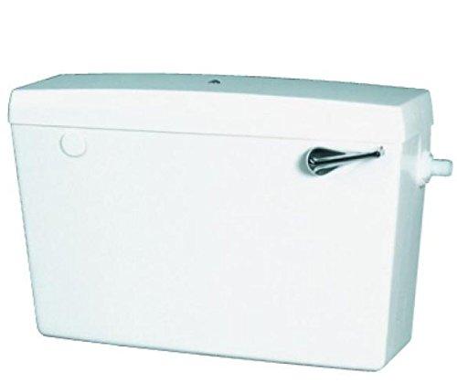Macdee Elan weiß WC-Spülkasten-Seite Einlass