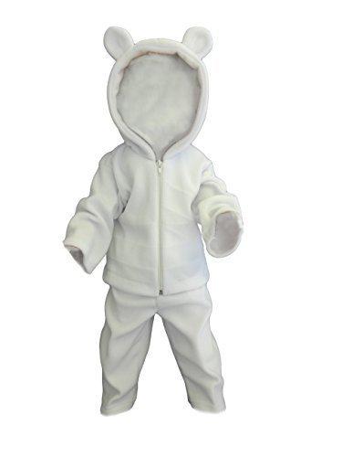 Costume de Baptême Enfants Costume de mariage costume festif, en 2 parties,  blanc kacperek 47de865ea7c