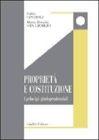 Propriet e Costituzione. I principi giurisprudenziali. In appendice il Testo Unico delle espropriazioni