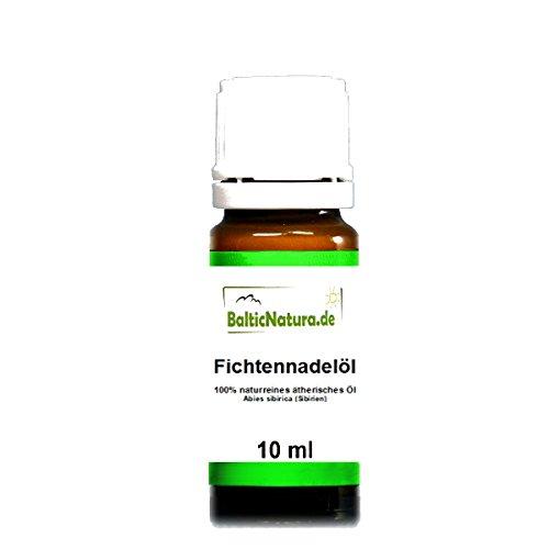 Fichtennadelöl (10 ml) 100% naturreines ätherisches Fichtennadel Öl