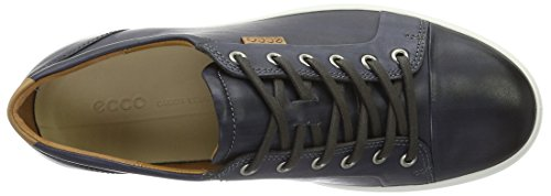 Ecco Soft 7, Baskets Basses Homme Gris (1532Moonless)