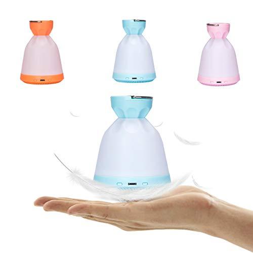 Shisou bluetooth lautsprecher licht, tragbare nachtlicht lautsprecher mit smart touch erweiterte led licht nachttischlampe schlafzimmer, camping, tragbare outdoor bluetooth lautsprecher zelt licht