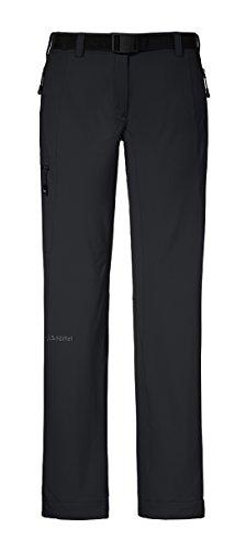 Schöffel Pants Vantaa Pantalon Femme, Noir, FR : XL-XXL (Taille Fabricant : 46)