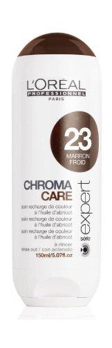 L'Oreal Professionnel Haarpflege Serie Expert Chroma Care Marron Froid 23 150 ML