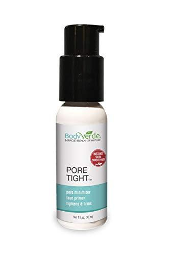 BodyVerde Base de Teint/Soin Astringent Naturel pour Pores Dilatés/Contrôle la Brillance/Raffermit la Peau