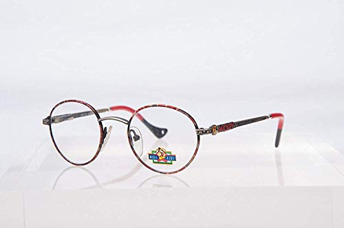 Disney Mickey Mouse Brille Sichtbrille Glasses Occhiali Gafas Vintage MFK120 15278 ON, mehrfarbig