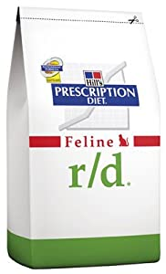 Hills Prescription Diet Rd Feline Cat Food 15kg from Hills Prescription Diet