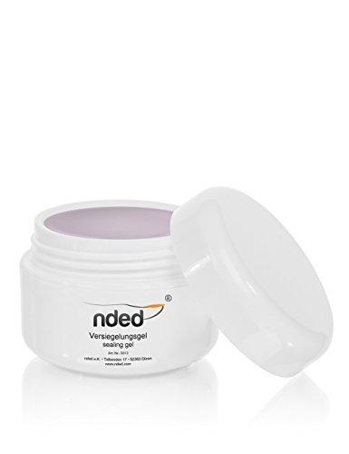 Versiegelungsgel - Finish-UV-Gel - Versiegler - Glanzgel - Top-Gel, 15 ml nded, mittelviskos, UV geeignet, säurefrei