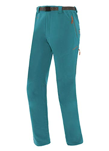 Trangoworld pc008098 – 2j0-xlc Pantalon Long, Homme, Bleu mer, XL