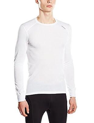 Odlo Herren Shirt Long Sleeve Crew Neck Warm von Odlo bei Outdoor Shop