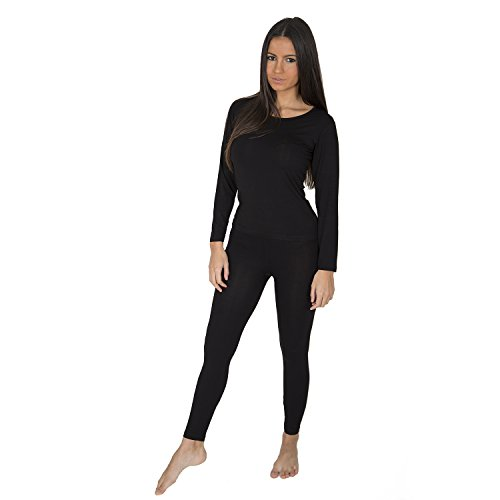 Thermal Bamboo Base Layer Set for Women Test