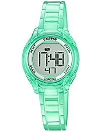 4b9e14b12fad Calypso Reloj Digital para Mujer de Cuarzo con Correa en Plástico K5737 5