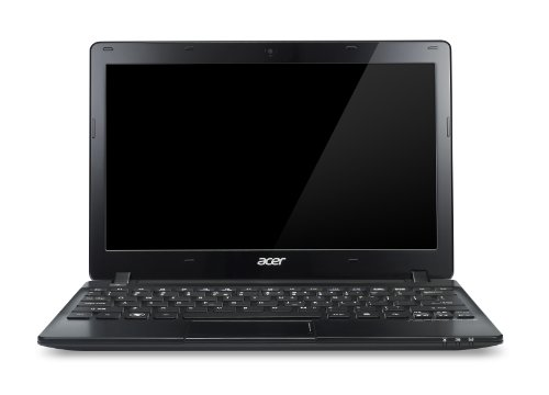Acer Aspire One 725 11.6-inch Netbook (Black) - (AMD C70 1.0GHz Processor, 4GB RAM, 500GB HDD, LAN, WLAN, Webcam, Integrated Graphics, Windows 8)
