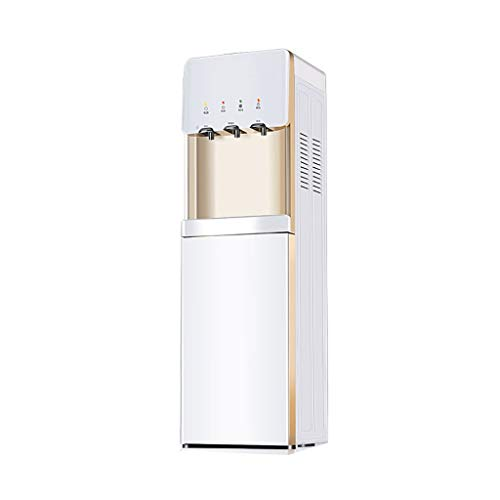 Wenhui Bottom Loading Water Cooler Dispenser - 3 Temperatureinstellungen, Kindersicherung Design und LED-Nachtlicht - Perfekt for Zuhause und Büro
