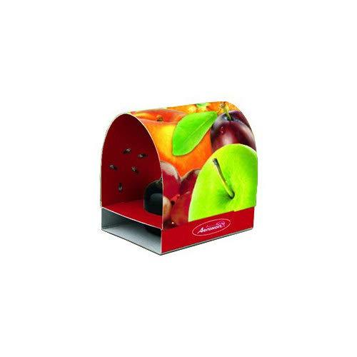 Aeroxon Fruchtfliegen-Falle, Leimfalle, 1-teilig (1 Set) Fall Küche