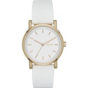 DKNY–Reloj de pulsera digital cuarzo piel ny2340 de DKNY