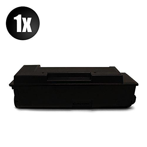 Preisvergleich Produktbild 1x Kompatibel Toner für Kyocera TK-1140 (1T02ML0NL0) FS-1035MFP-DP FS-1035MFP FS-1135MFP FS-1135MFP-DP Ecosys M-2035DN M-2535DN • Schwarz / Black Rebuilt Tonerkartusche Premium Qualität XXL • 7200 Seiten