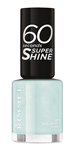 Rimmel London – Smalto per unghie 60 Seconds Super Shine, 8 ml