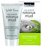 Wild Ferns Rotorua Mud Moisturiser 75ml x 1 [Personal Care]