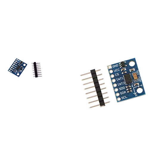 SM SunniMix 2X GY-291 ADXL345 Digital 3 achsen tilt Schwerkraft beschleunigung modul für Arduino Tilt-modul