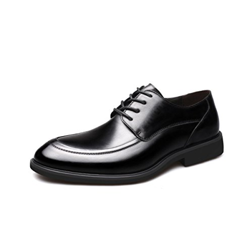 LYZGF Scarpe Da Uomo D'affari Casual Stile Autunno Traspirante Black