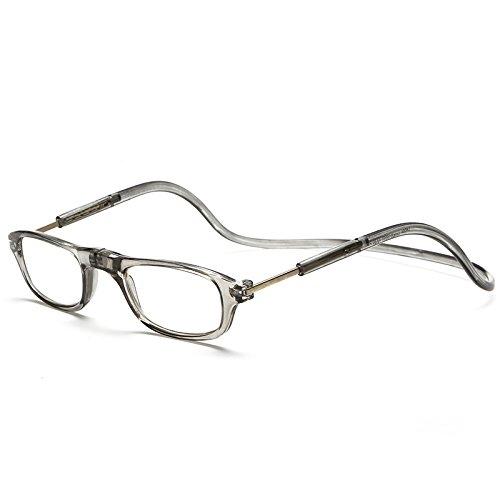 enschen Hängen Hals Magnet Lesebrille Klappbar Brille Lesebrille , A (Kleinkind Nerd-brille)