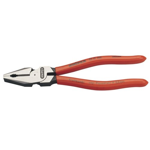 DRAPER EXPERT KNIPEX 200MM HIGH LEVERAGE COMBINATION PLIERS