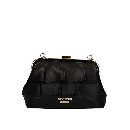 Mytwin by Twin Set VS8PBP Clutch Damen Black