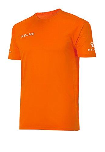 KELME 78190 Camiseta, Hombre, Naranja/Blanco, XXL