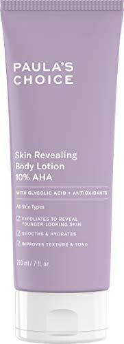 Acid Antioxidant (Paula's Choice Resist Skin Revealing Body Lotion 10% AHA with Glycolic Acid and Antioxidants - 7 oz by Paula's Choice)