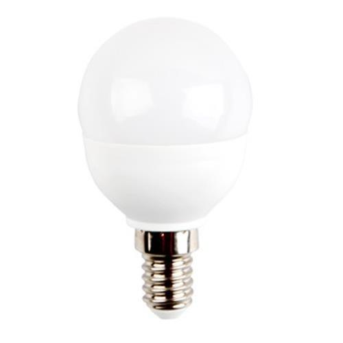 V-TAC VT-1880 Bombilla LED E14 6W P45 GOLFBALL, blanco frío 470Lm