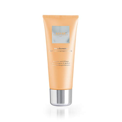 Baehr Beauty Concept, Hand-Creme mit Seidenprotein, Schutz und Pflege, 75 ml