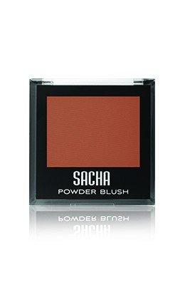 Sacha Cosmetics SACHA intense-color Blush brightens, sculpt cheeks and creates the illusion of high cheekbones - Cappuccino Chiller