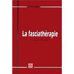 La fasciathérapie by Robert Delort(1996-01-01)