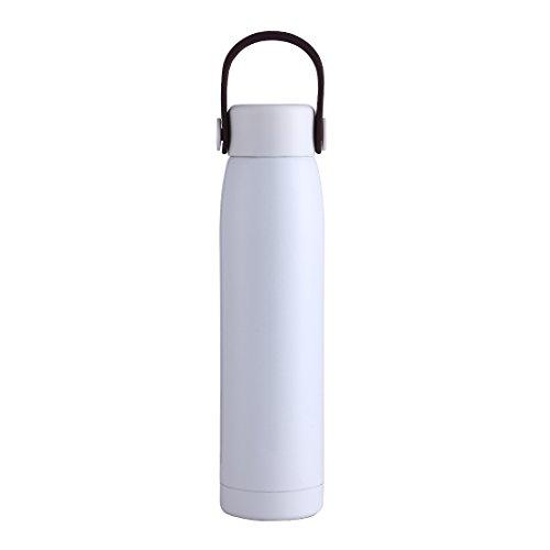 zdzdz sb62025320ml/313ml Edelstahl isolierte Vakuum Thermo Wasser Flasche mit tragbaren Deckel/auslaufsicher/BPA frei/Umweltfreundlich/auch weiß -