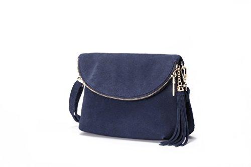 woodland-leather-genuine-suede-handbag-crossbody-bag-navy