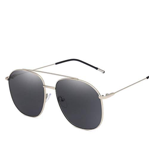 Wenkang Fashion Metal Frame Sunglasses for Men Designer Anti-Uv Sunglass Women Glasses Vintage Eyewear,1