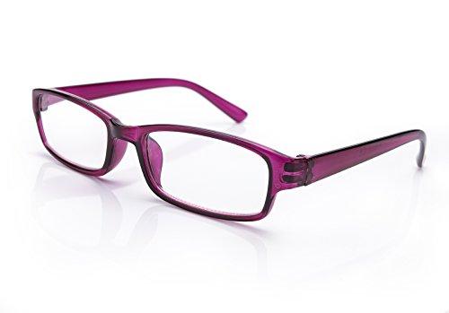 4sold - Gafas de lectura finas, varios aumentos